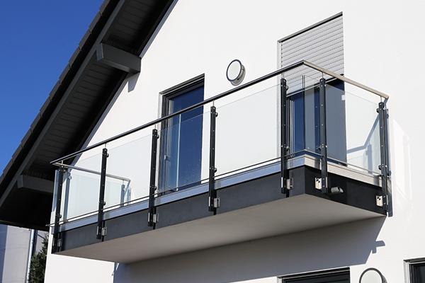 Balkonsanierung Balkonverkleidung Balkongeländer Kallert Bau